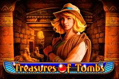 Treasures Of Tombs Slot